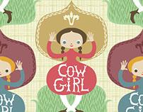 little cow girls pattern