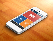 Red CANACO Mobile App & Website