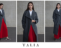 Talia – lookbook a/w 2016/17