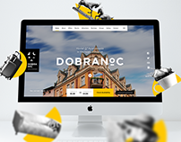 Dobranoc Hostel Website
