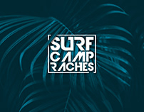 Surf Camp Raches - Branding