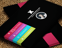 20+ Free Black Business Card Psd Simple Download