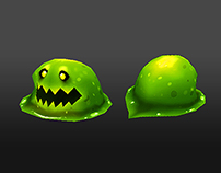 Dungeon Monsters - 3D Critters
