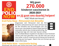 Rotary D1550 End Polio Now