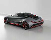 Aston Martin concept - 2017 - Design Marco Lavelli