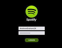 Spotify - Screens Ad Campaign