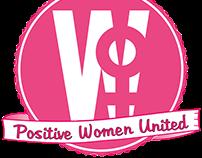 Logo Design _ Positive Woman United