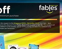 Fables Singapore Flyer