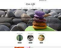 Zen Life WordPress Theme