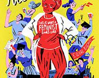 Let's Gro Festival | Poster Alletta Jacobs