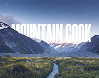 The Mountain Cook Parallax
