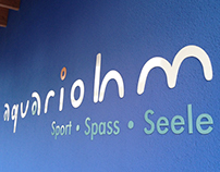 Branding spa & pool aquariohm
