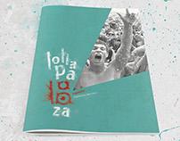 Lollapalooza libro informativo