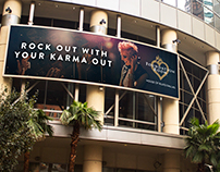 Karma Campaign / Foundation Room