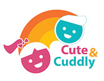 Cute and Cuddly logo