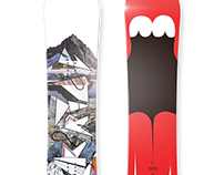 Rock & Ride SNOWBOARD