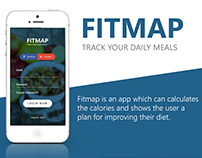 UI apps - Fitmap