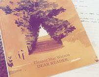 Artist Catalogue booklet , Dear Reader