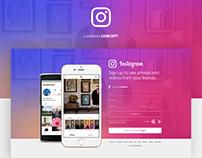 Instagram : Redesign Concept