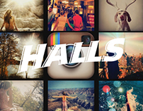 HALLS - Colors Case Study