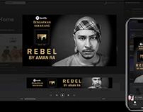 Univesal Music Malaysia - Spotify Ads Creative