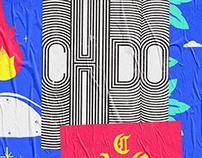Chido Taco Shop · Branding
