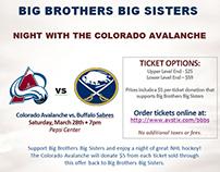 Help kids and watch hockey!