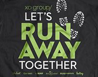 J.P. Morgan Corporate Challenge T-Shirt Design