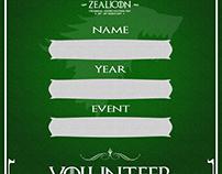 Zealicon 2017 IDs