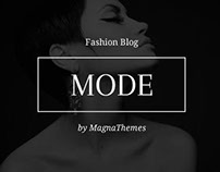 MODE - Fashion WordPress Theme