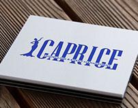 Caprice Modelling Agency : : Logo & Branding