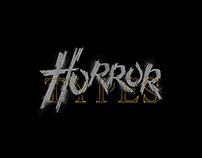 #HorrorTypes