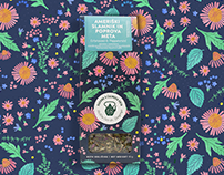 Herbal Garden Tea Packaging