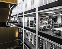New University of Birmingham Library
