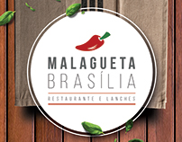 Cardápios Malagueta Brasília!