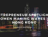 Jarvis Buckman | Entrepreneur Spotlight.