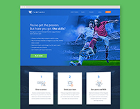FanClash: UX, Website & Dashboard Design Case Study