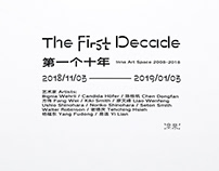 The First Decade