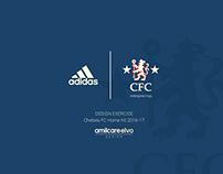 CFC - Chelsea Home kit 2016-17 - FANTASY