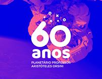 Planetário Ibirapuera | 60 anos