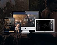 Twelve Keys Gin Website Design & Art Direction