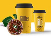 Glitter Cafe | Branding