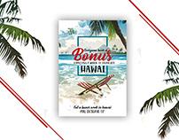 Bonus Hawaii