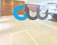 Goodman Wells Logo Development