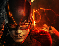 The Flash Season 2 LGX Promos