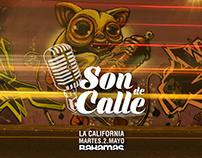 Son de Calle Branding Project