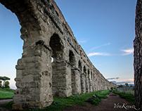 Roma, Parco degli Acquedotti