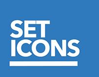 SET ICONS /