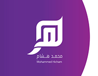 Personal Logo - Mohammed Hicham