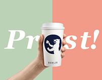 Berlin Café Pucón / Branding